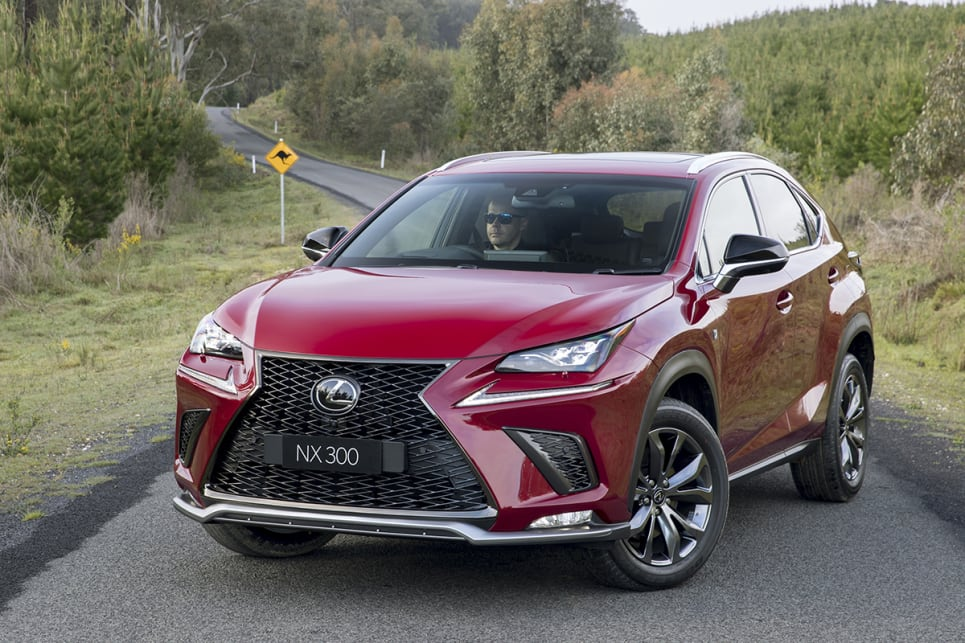 Lexus Nx Luxury 2018 Review Snapshot Carsguide