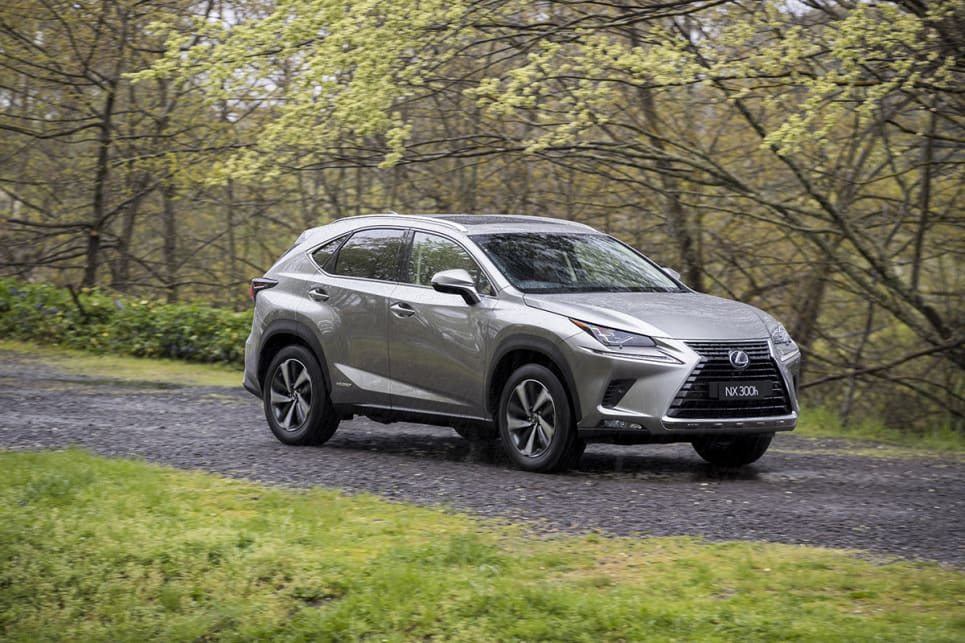 2018 lexus midsize suv. simple suv 2018 lexus nx 300h for lexus midsize suv 6