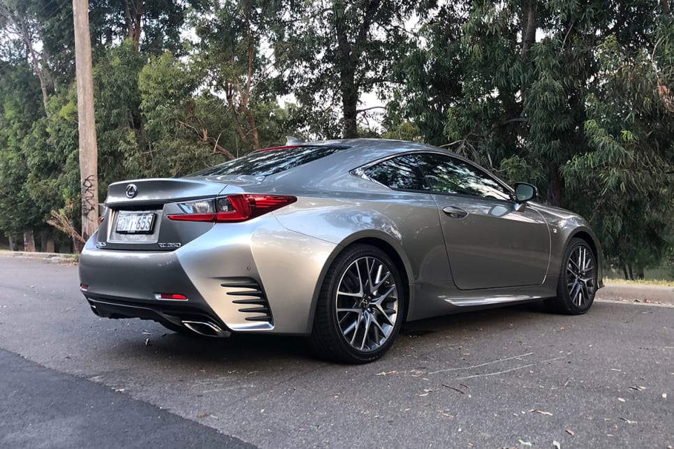 Lexus Rc 2018 Review Carsguide