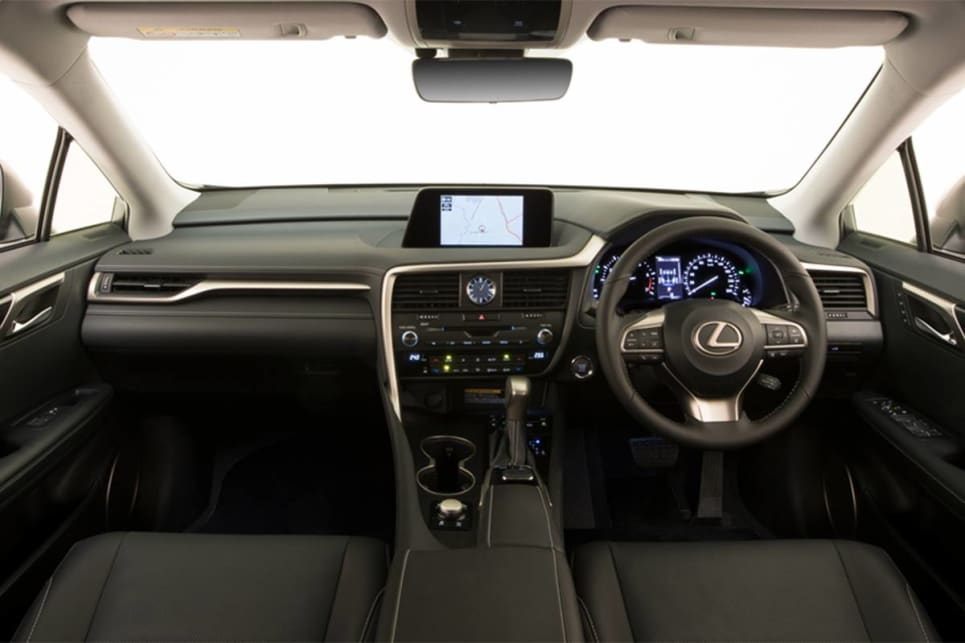 Inside, there is an 8.0-inch multimedia system with satellite navigation.