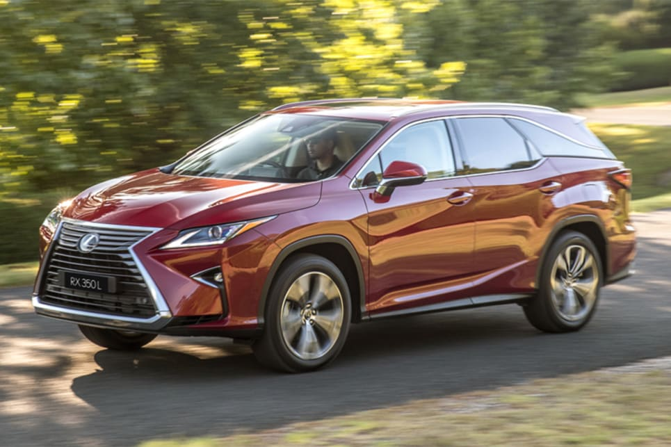Lexus 7 Seater >> Lexus Rx L 2018 Pricing And Spec Confirmed Car News Carsguide
