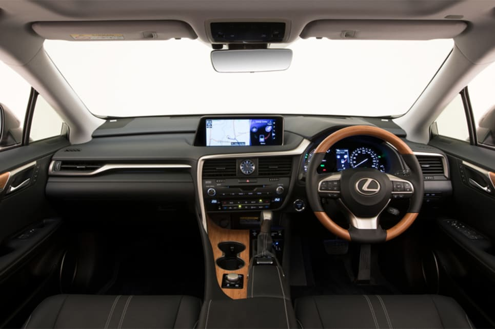 The Luxury Sports grade adds a 12.3-inch multimedia system.