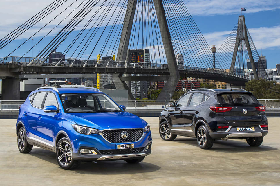 Mg Zs Suv 2018 Price And Specification Confirmed Car