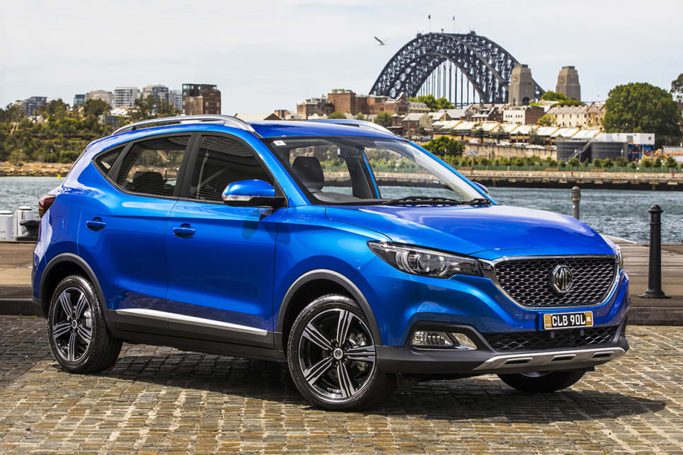 Mg Zs Suv 2018 Price And Specification Confirmed Car News Carsguide