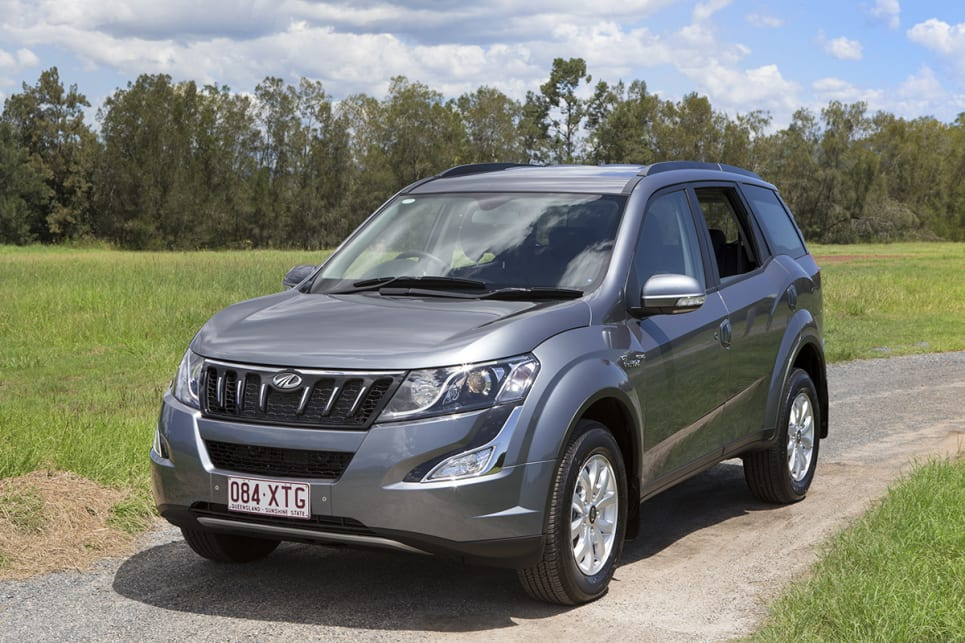 Mahindra Xuv500 W8 2018 Review Snapshot Carsguide