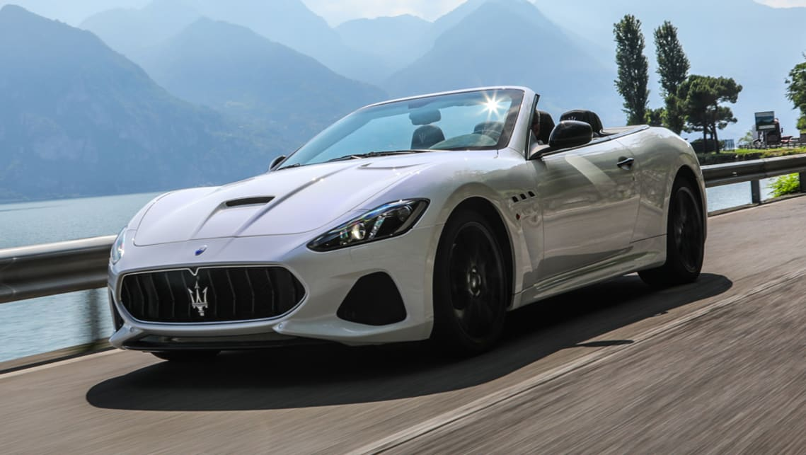 Maserati Granturismo Grancabrio 2018 Pricing And Spec Confirmed