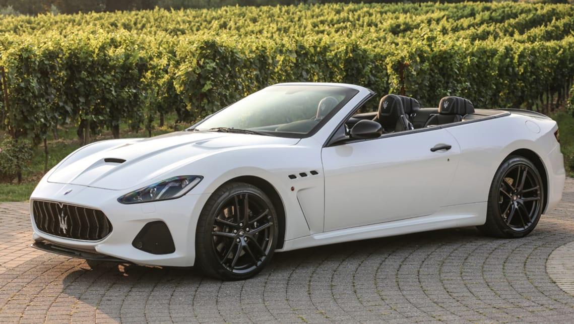 Maserati price au