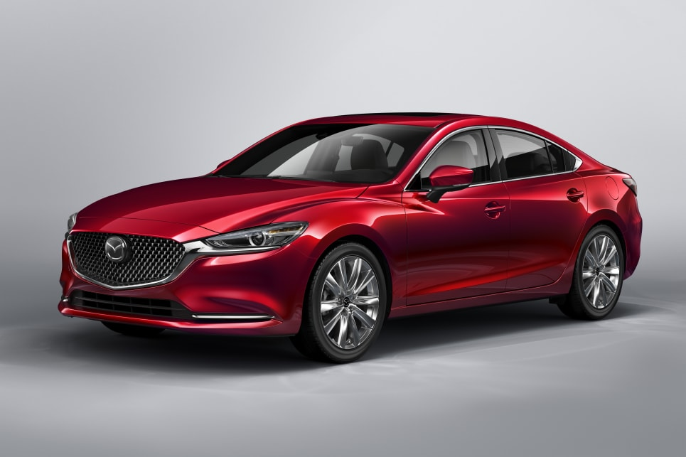 The latest Mazda 6 offers a strong suite of equipment and a classy interior.