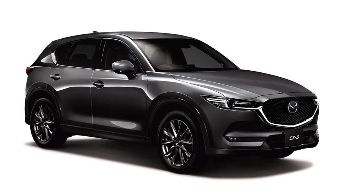 mazda cx 5 2019 scores powerful turbocharged engine car. Black Bedroom Furniture Sets. Home Design Ideas
