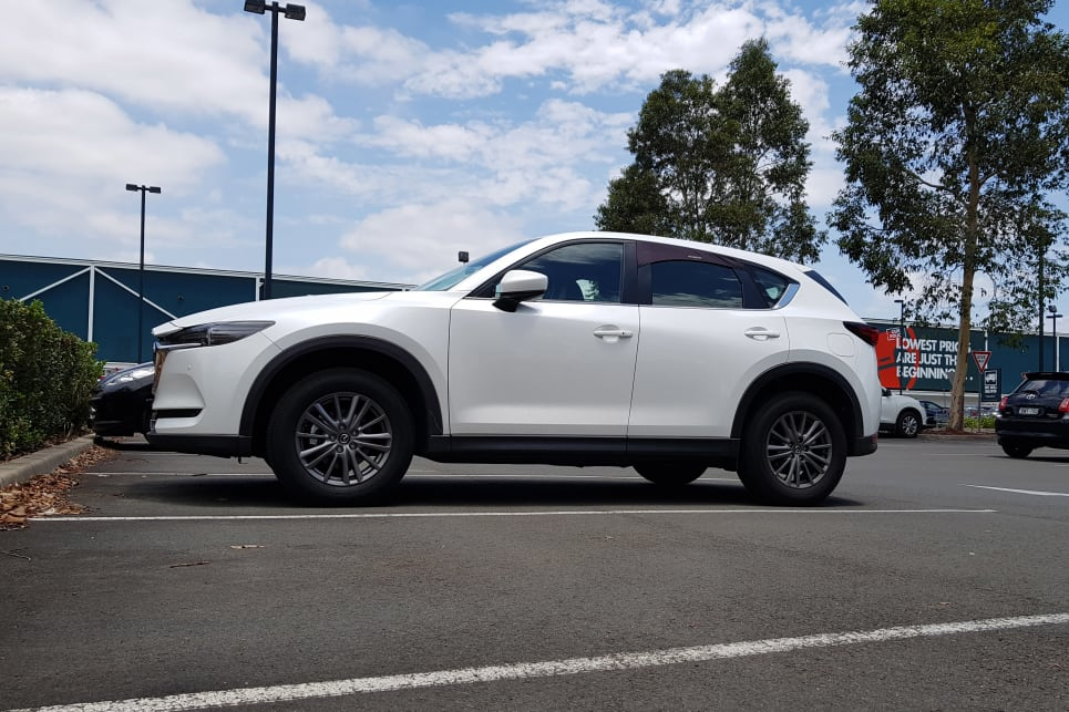 mazda cx 5 touring petrol 2017 review long term carsguide. Black Bedroom Furniture Sets. Home Design Ideas