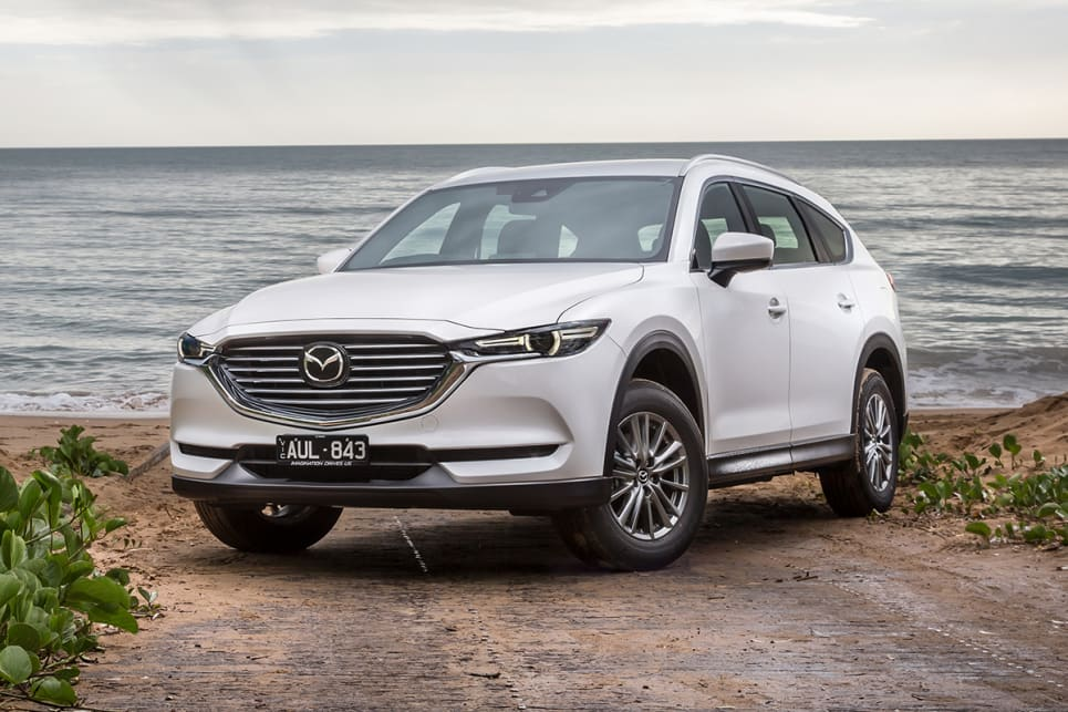 Mazda Cx 8 2018 Review Carsguide