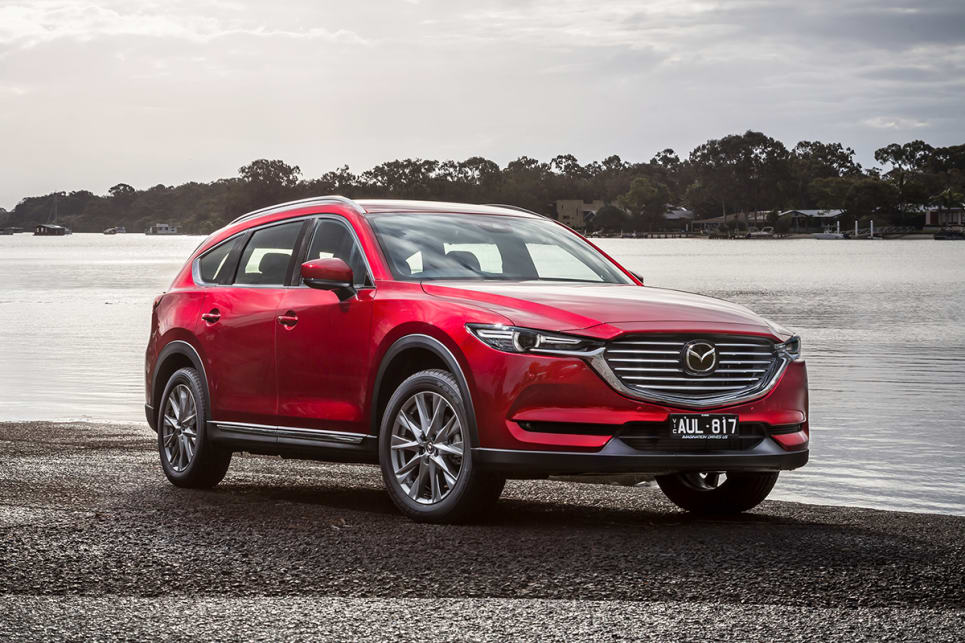 Mazda Cx 8 Petrol Ruled Out For Australia Car News Carsguide