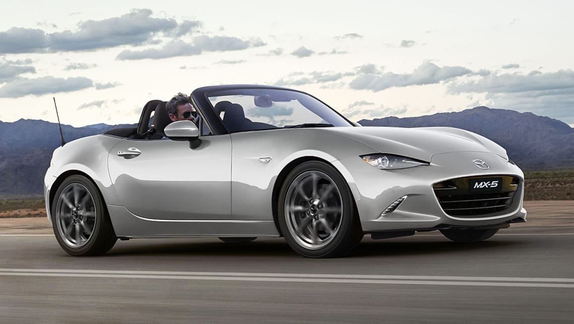 Mazda Mx 5 2018 Pricing And Spec Confirmed Car News