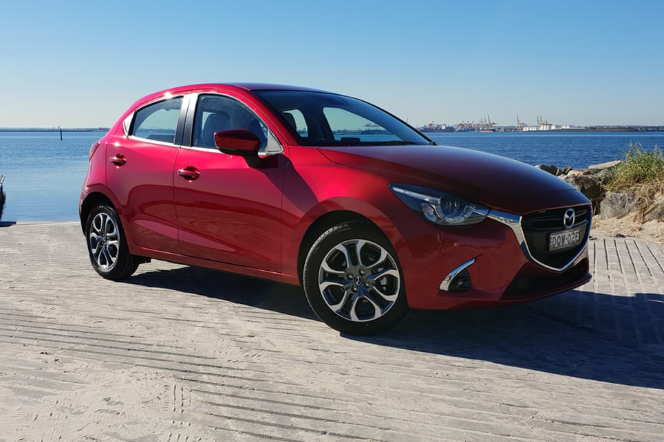 Mazda 2 2018 Review Gt Carsguide