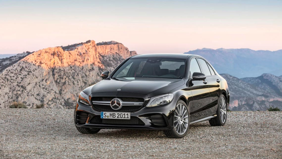 Mercedes Amg C43 2018 Revealed Car News Carsguide
