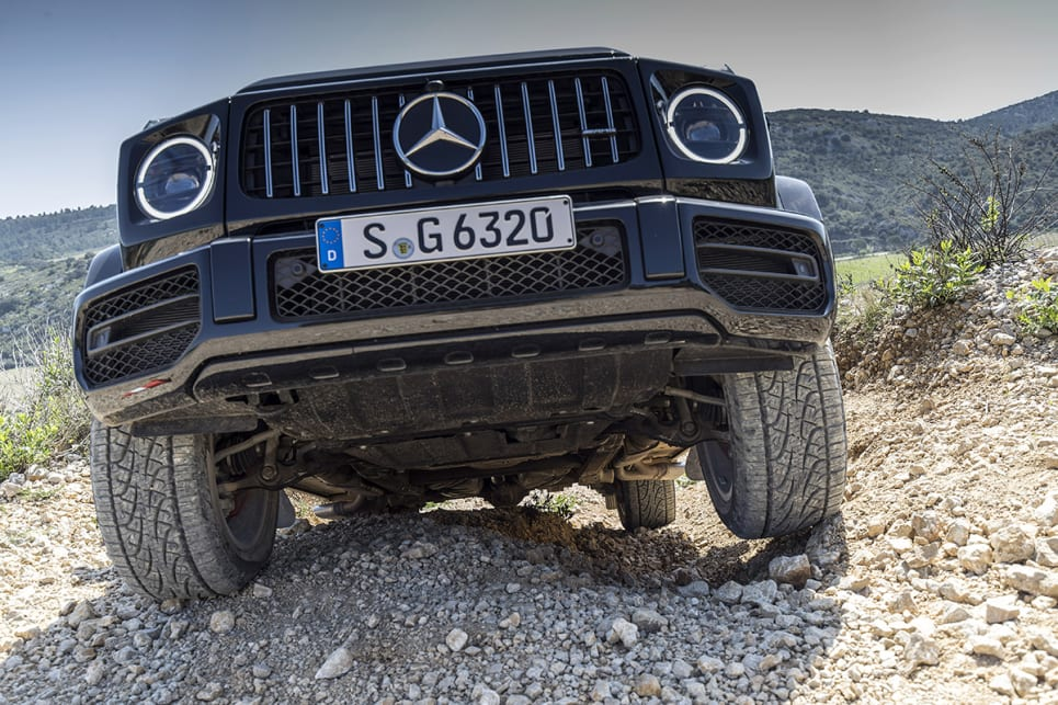 Mercedes-AMG G63 2018 review | CarsGuide