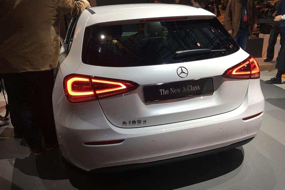 Mercedes Benz A Class 2018 Revealed Car News Carsguide