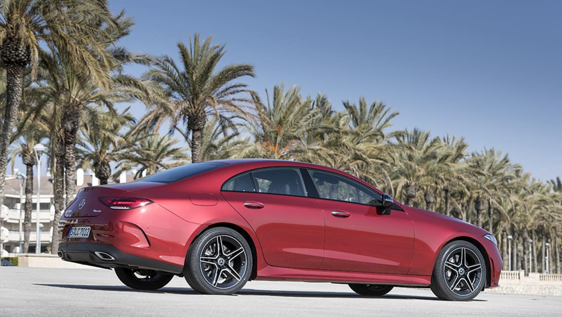 Mercedes benz cls 2018 pricing and specs car news for Mercedes benz cls price