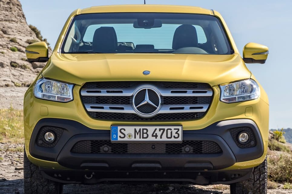 AMG X-Class tricky, but not completely ruled out - Car News | CarsGuide