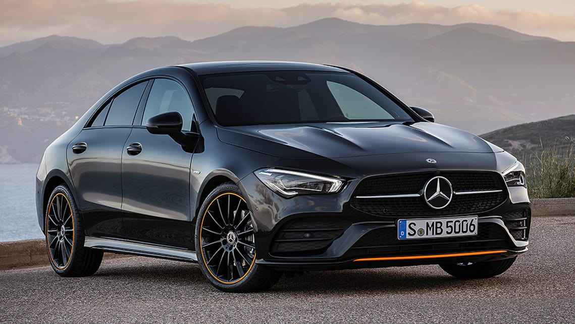 Mercedes Benz Cla 2019 Revealed In Las Vegas Car News Carsguide