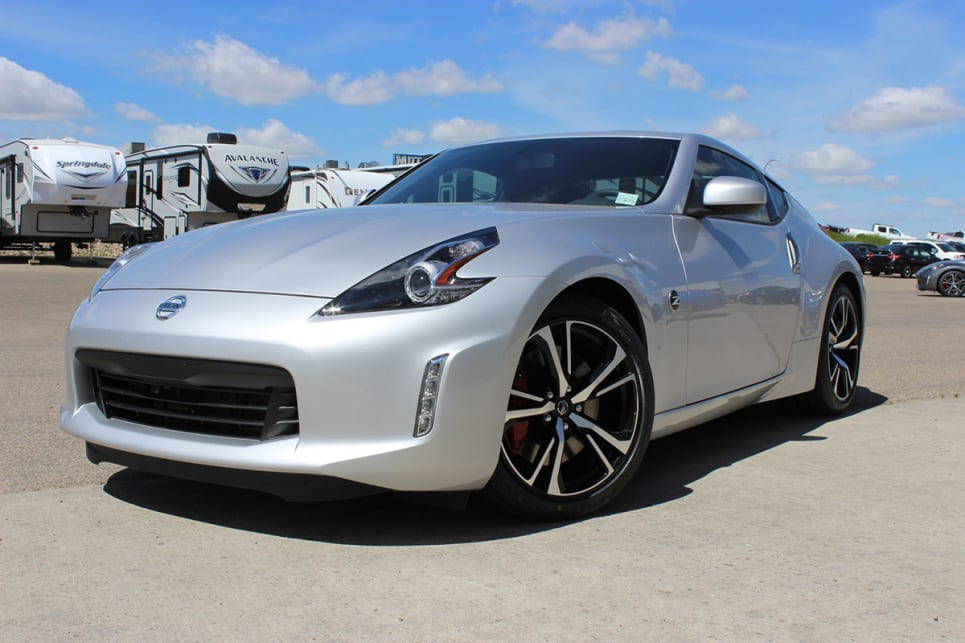 Is the 370Z getting uglier to anyone else? (image credit: Knight Nissan)