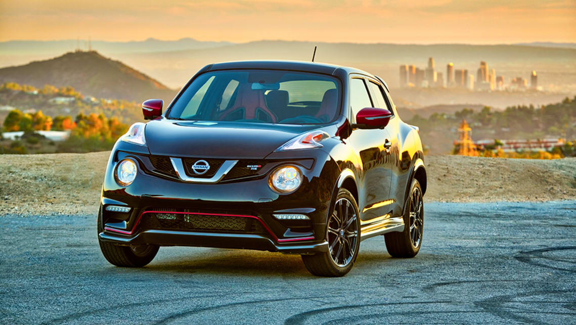 It's more than just styling tweaks for the Juke Nismo.