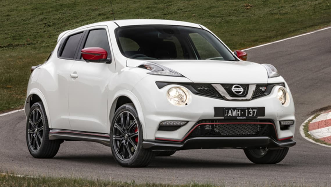 Nissan Juke Nismo Rs 2019 Pricing And Specs Confirmed