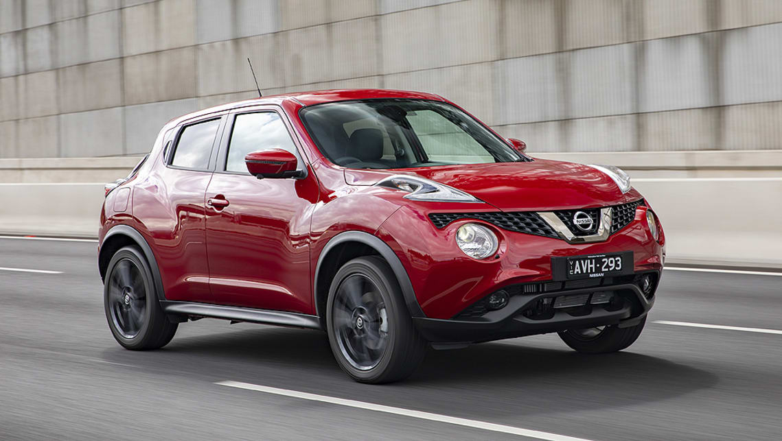 nissan juke 2019 pricing and specs confirmed car news. Black Bedroom Furniture Sets. Home Design Ideas