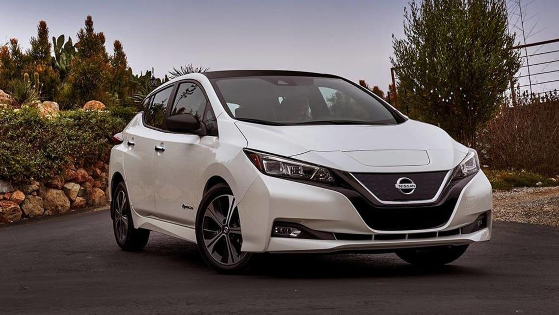 Madison : Nissan leaf australia news