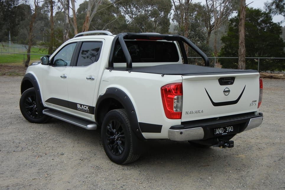 Nissan Navara N Sport Black Edition 2018 Review Carsguide