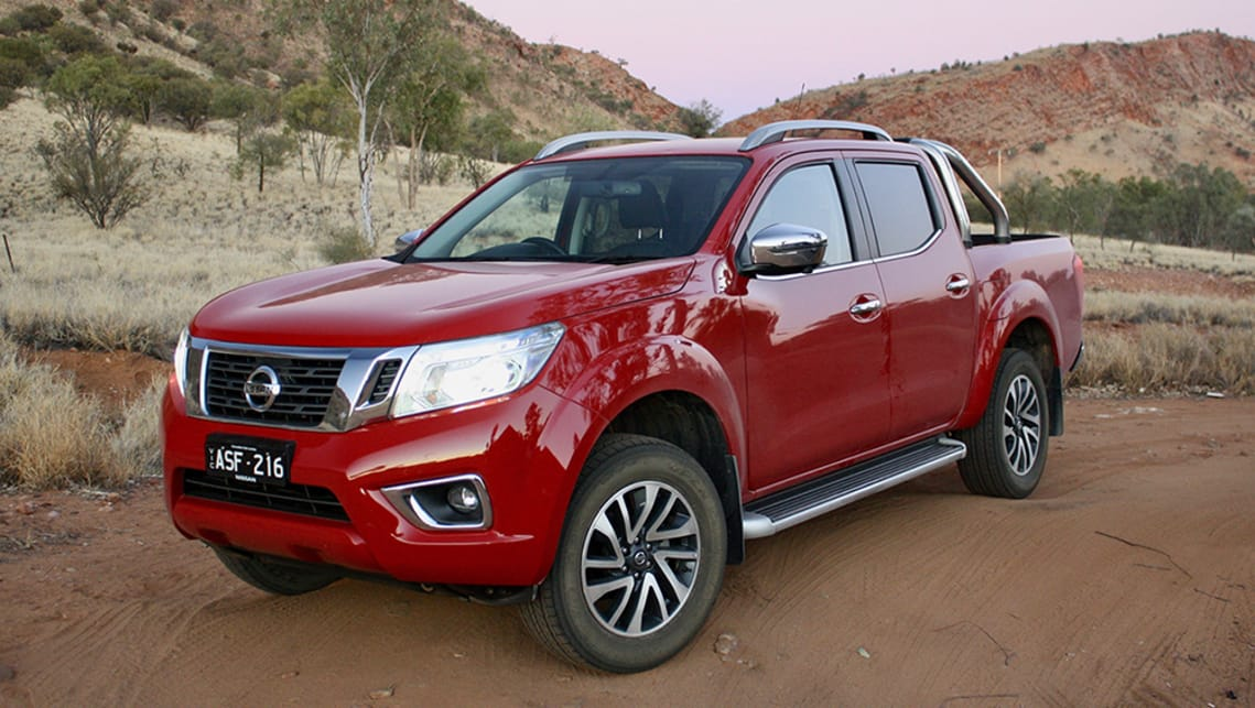 nissan navara 2018 off road review st x carsguide. Black Bedroom Furniture Sets. Home Design Ideas