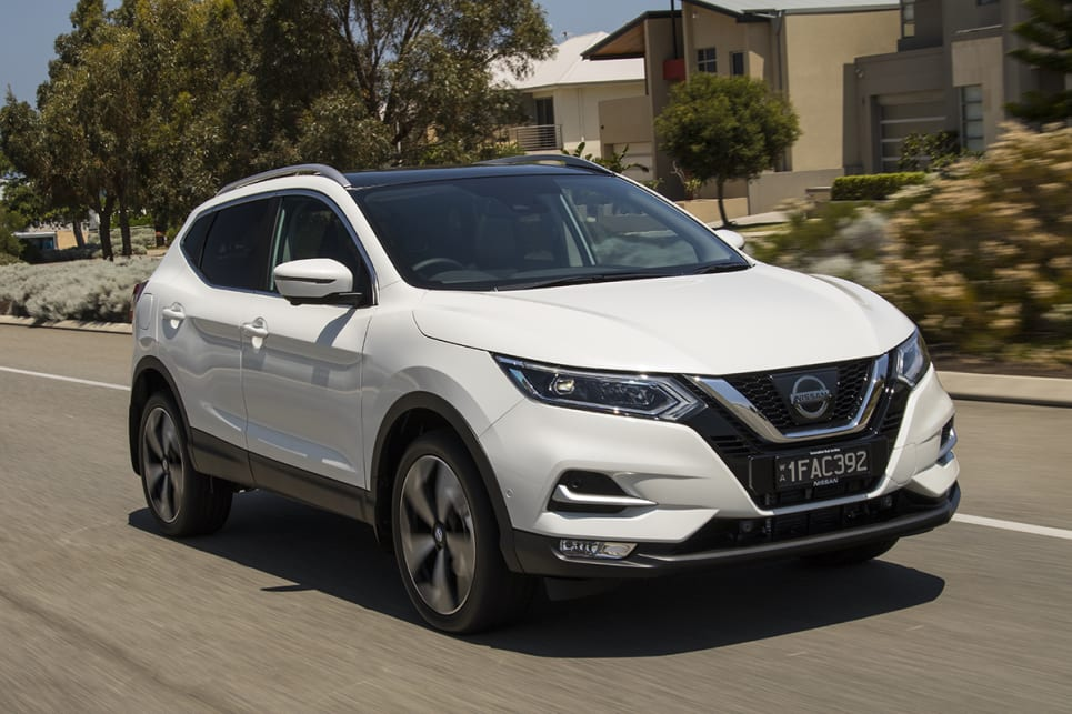Nissan Qashqai 2018 review | CarsGuide