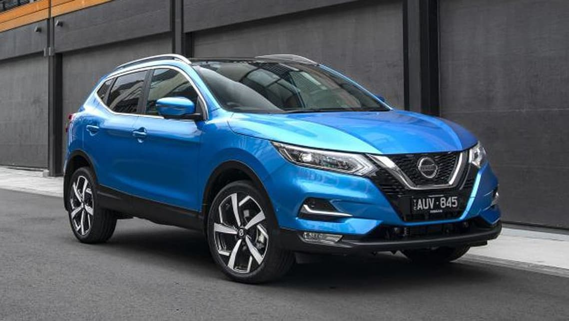 Nissan Qashqai Ti 2018 pricing and specs confirmed - Car ...