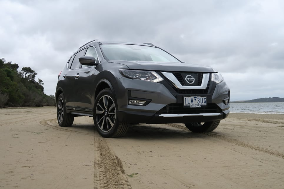 bc36296c6b5 Nissan X-Trail TL diesel AWD 2018 off-road review | CarsGuide