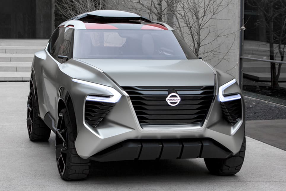 Nissan Xmotion concept unveiled at Detroit - Car News | CarsGuide