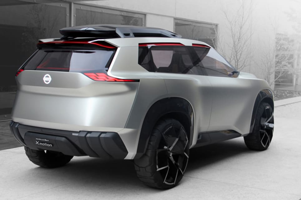 Mazda Cx 3 >> Nissan Xmotion concept unveiled at Detroit - Car News | CarsGuide