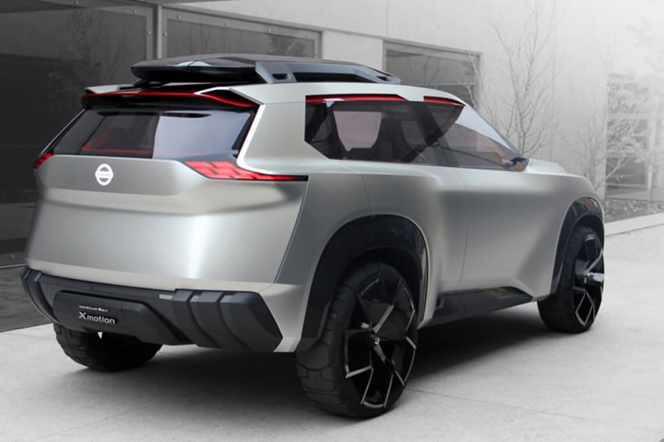 Nissan Xmotion concept unveiled at Detroit - Car News ...