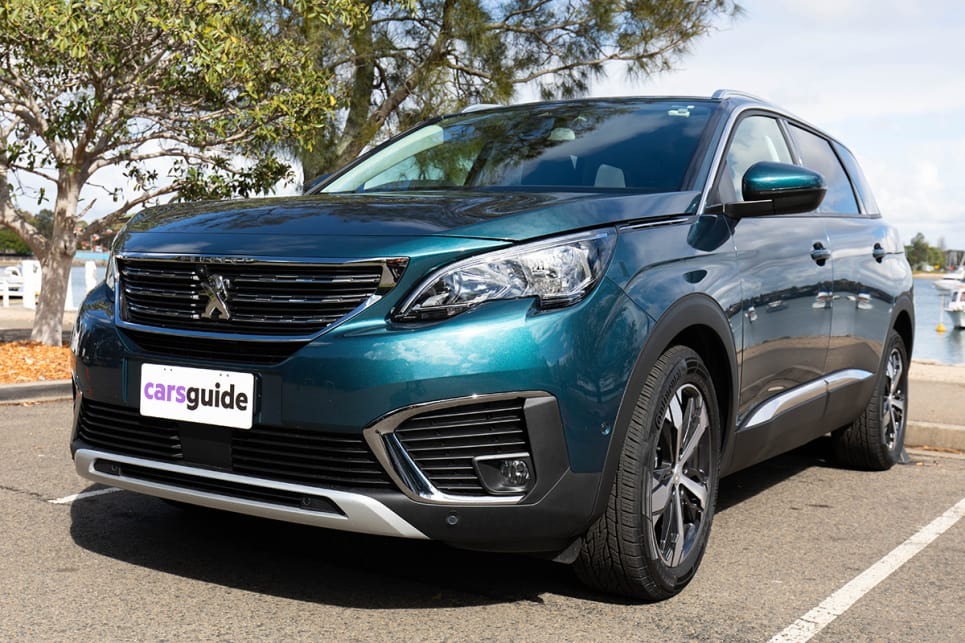 Peugeot 5008 Allure 2018 Review Carsguide