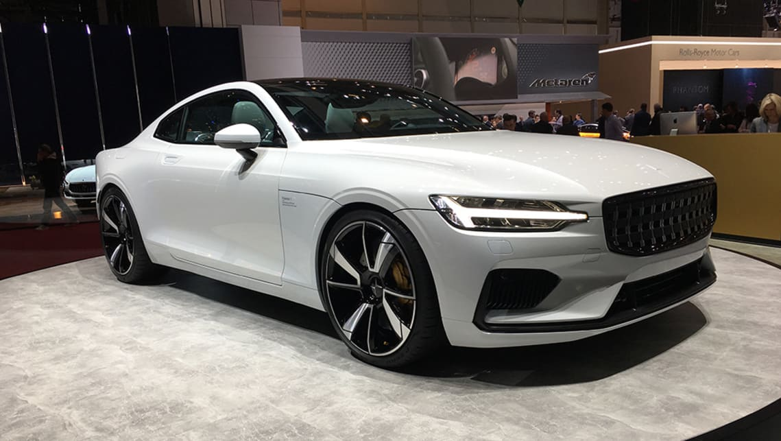 Polestar 1 Coupe sees unprecedented demand - Car News | CarsGuide