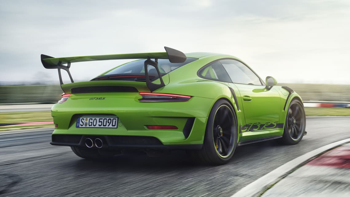 Porsche 911 GT3 RS 2018 pricing and specs revealed - Car News ...
