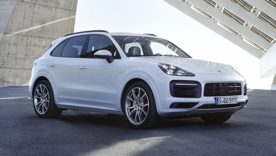 porsche cayenne e-hybrid 2018 pricing and spec confirmed - car news