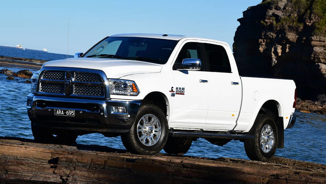 Ram 2500 3500 Laramie 2018 Pricing And Specs Confirmed