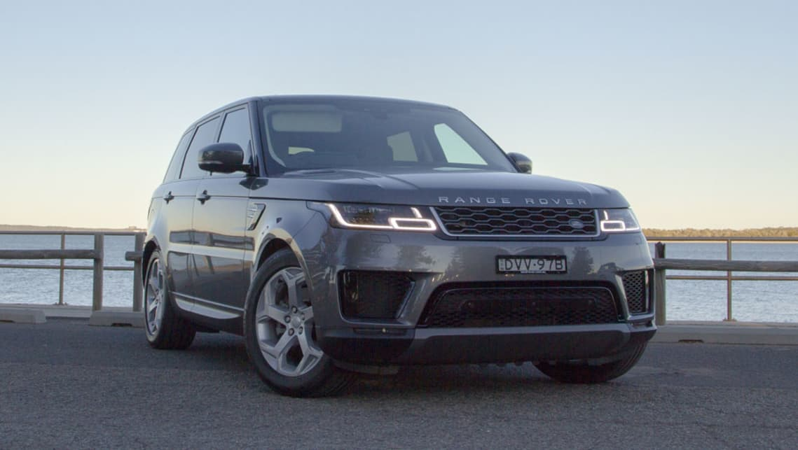 Range Rover Sport 2018 Review Se Sd4 Carsguide