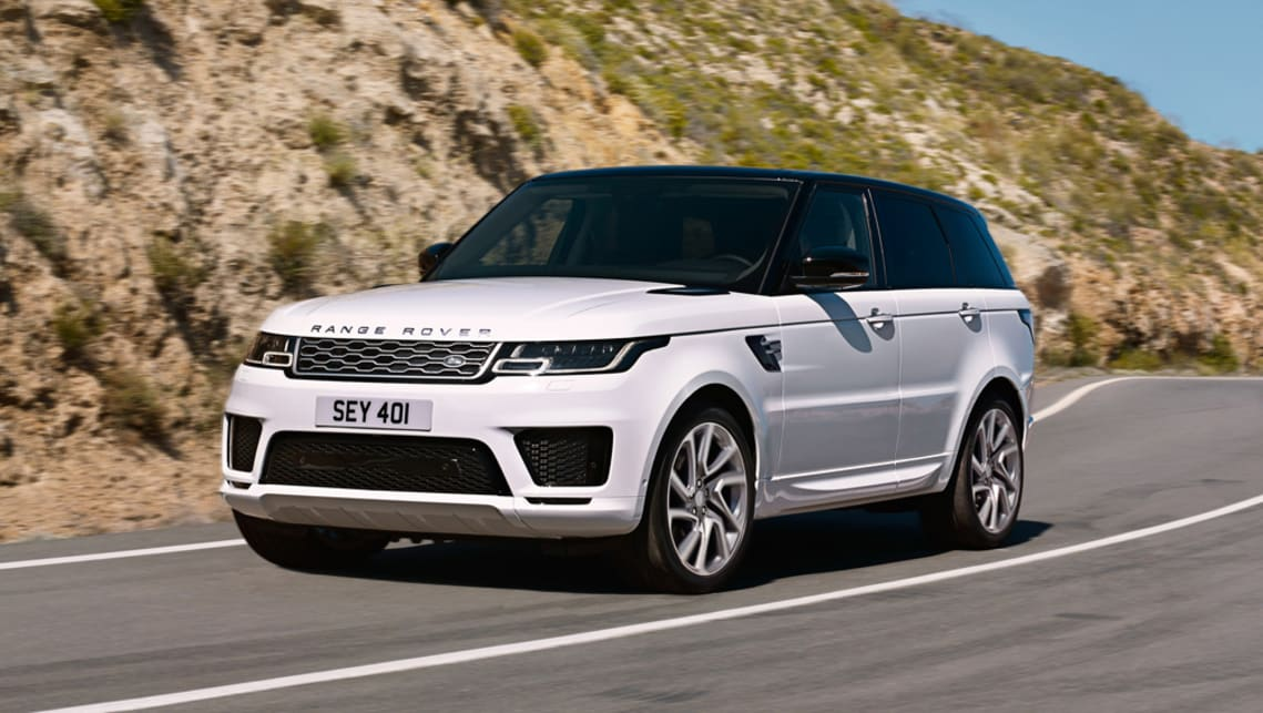 Range Rover Sport 2018 Pricing And Spec Confirmed Car News Carsguide