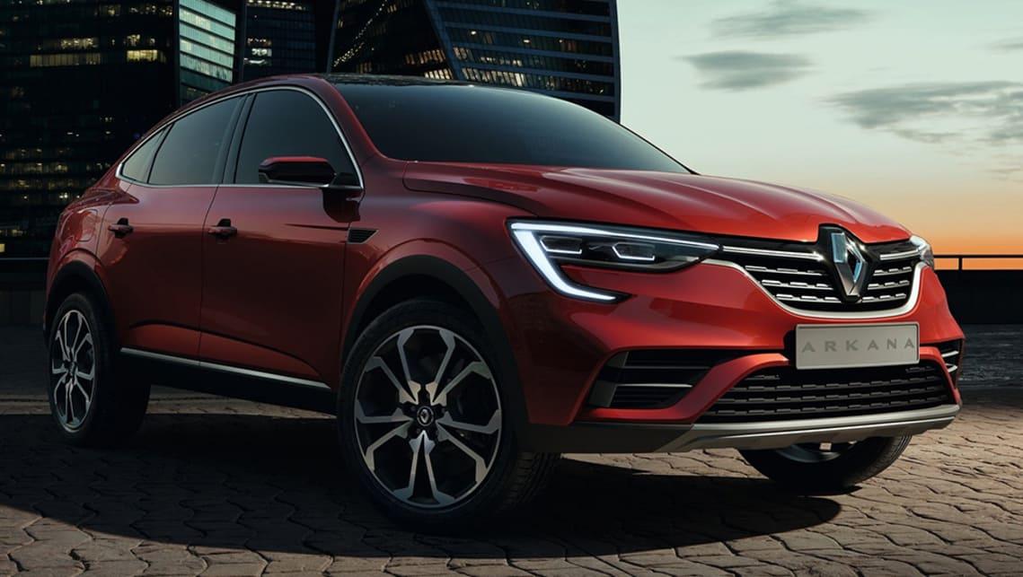 Renault Arkana 2019 revealed: Australian launch on the ...