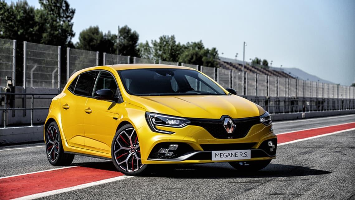 Renault Megane Rs Trophy 2019 Hardcore Hot Hatch Revealed Car