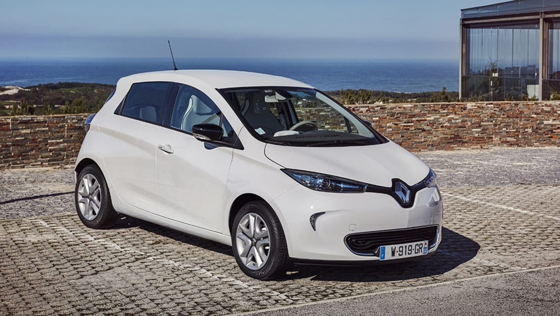 renault zoe 2018 confirmed for australian private buyers car news carsguide. Black Bedroom Furniture Sets. Home Design Ideas