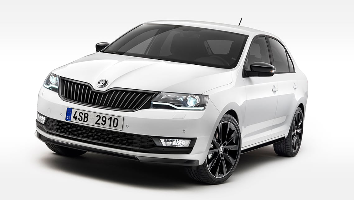 skoda rapid 2018 pricing and specs confirmed car news carsguide. Black Bedroom Furniture Sets. Home Design Ideas