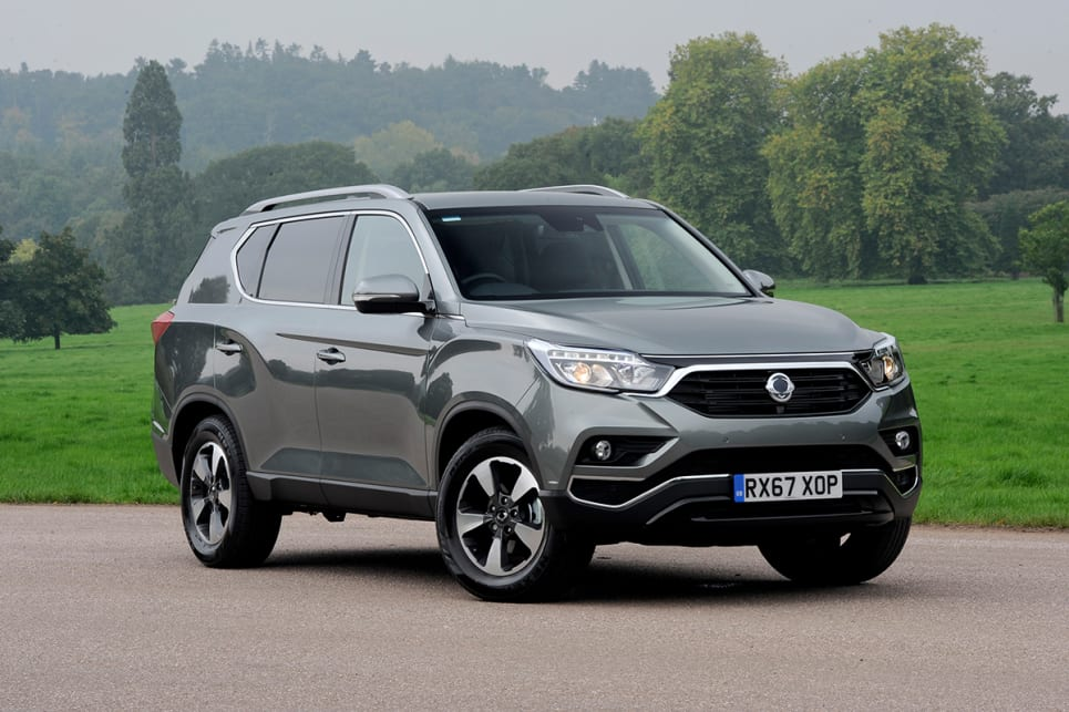 SsangYong Rexton 2019 pricing and specs confirmed - Car ...