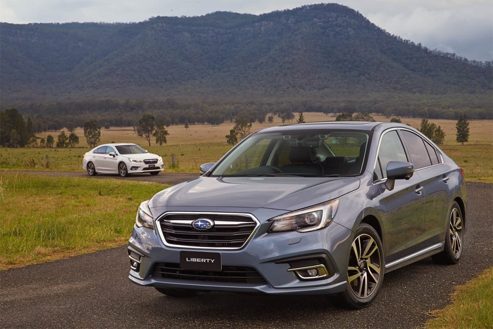 Subaru Liberty 2018 Pricing And Specs Confirmed Car News Carsguide